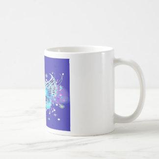 Blue Butterfly Mugs
