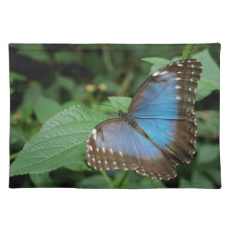 Blue Butterfly Placemat