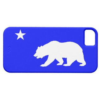 Blue California iPhone 5 Case