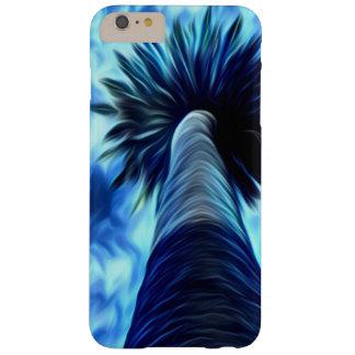 Blue California Palm Tree iphone case
