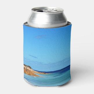 Blue Calmness Of The Ocean, Can Cooler
