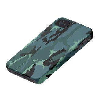 Blue Camo Case-Mate iPhone 4 Cases