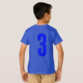 Blue Camo Signature T-Shirt