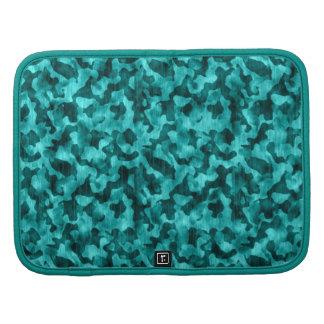 Blue Camouflage Organizer