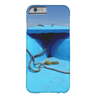 Blue Canoe with Rope Barely There iPhone 6 Case
