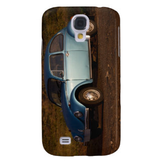 Blue Car iPhone 3G/3GS Case