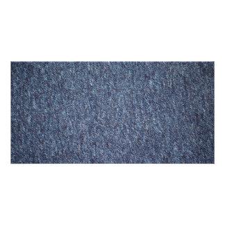 Blue-carpet619 BLUE TEXTURES BACKGROUND DIGITAL PH Picture Card