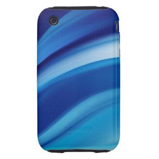 Blue case iPhone 3 tough case