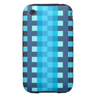 Blue iPhone 3 Tough Case