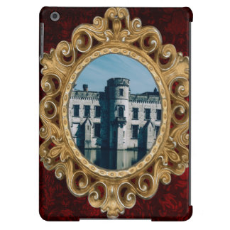 Blue Castle By The Water Case For iPad Air