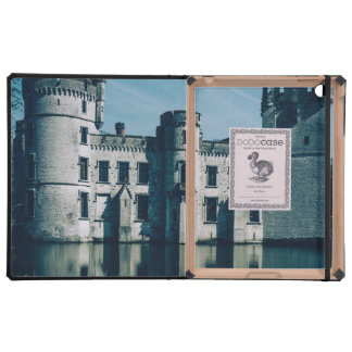 Blue Castle By The Water Case For iPad
