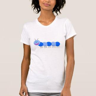 blue caterpillar T-Shirt