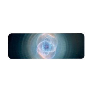 Blue Cat's Eye Nebula