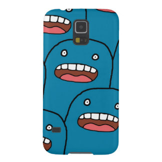 Blue Characters Samsung Galaxy Nexus Case