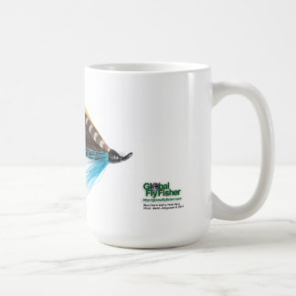 Blue Charm Salmon Fly Mug