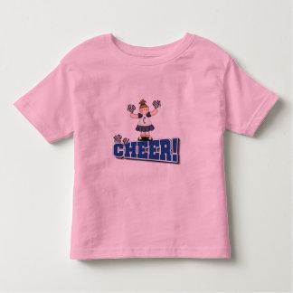 Blue Cheerleader T Shirts