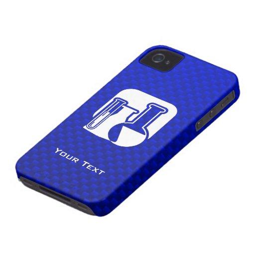 Blue Chemistry Case-Mate iPhone 4 Case