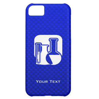 Blue Chemistry iPhone 5C Covers