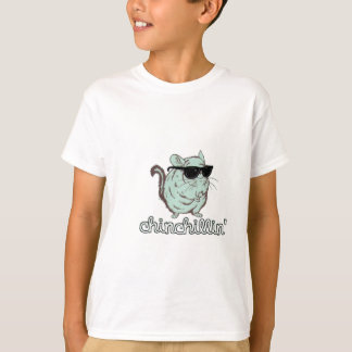 Blue Chinchillin Chinchilla T-Shirt