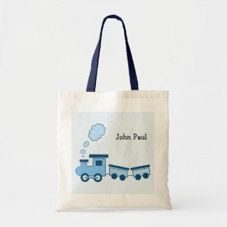 Blue Choo Choo Train