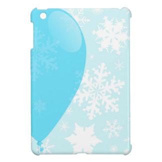 Blue Christmas Balloon Case For The iPad Mini