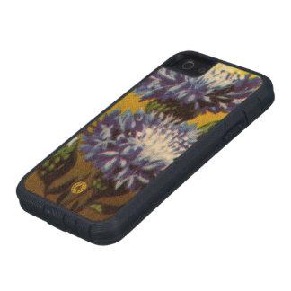 Blue Chrysanthemum iPhone 5 Cover