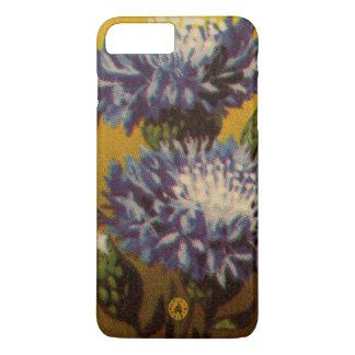 Blue Chrysanthemum iPhone 8 Plus/7 Plus Case