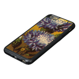 Blue Chrysanthemum OtterBox iPhone 6/6s Plus Case