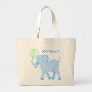 Blue Circus | Baby Boy Cute Elephant Diaper Bag