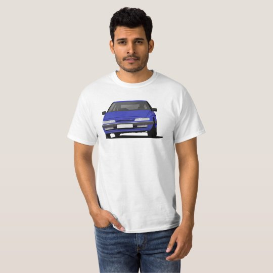 Blue Citroën XM T-Shirt