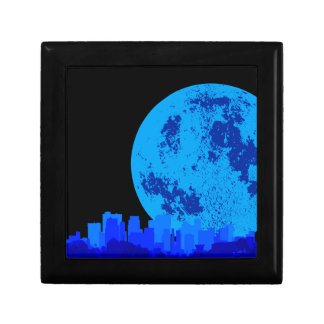 Blue City Gift Box