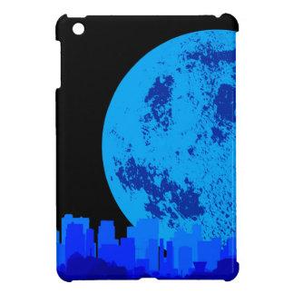 Blue CIty iPad Mini Cover