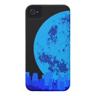 Blue CIty iPhone 4 Cases