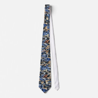 Blue City Tie