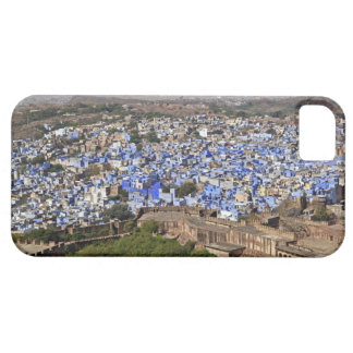 Blue City viewed from Mehrangarh Fort / Jodhpur, iPhone 5 Cases