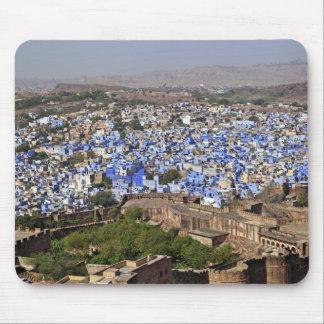 Blue City viewed from Mehrangarh Fort / Jodhpur, Mouse Pad