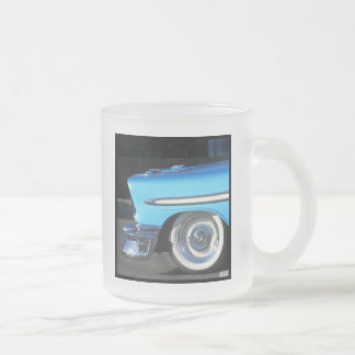 Blue Classic Car Mug