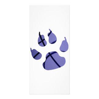 Blue Claw Rack Cards