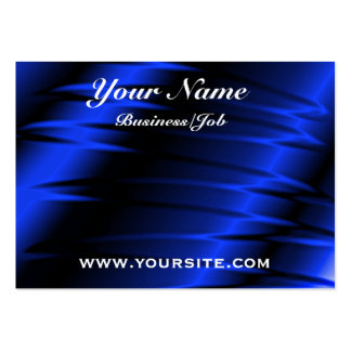 Blue Claws Pack Of Chubby Business Cards