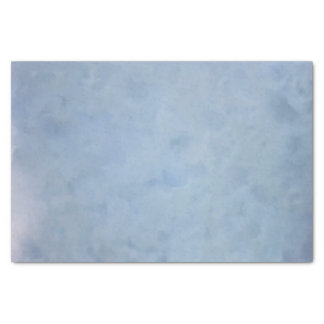 Blue Cloudy Textured Tissue Paper
