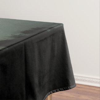 Blue Coastal Sunset Tablecloth