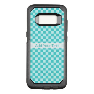 Blue Combination Classic Checkerboard by STaylor OtterBox Commuter Samsung Galaxy S8 Case