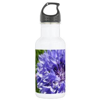 Blue cornflower 532 ml water bottle