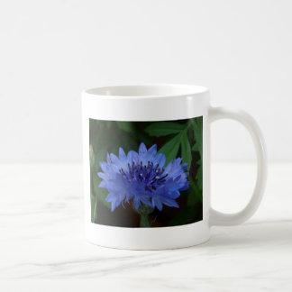 Blue Cornflower Mugs