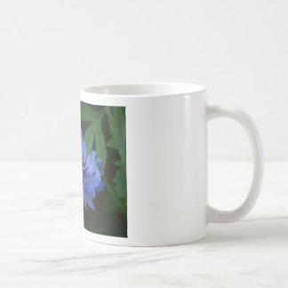 Blue Cornflower Coffee Mugs