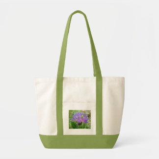 Blue Cornflower Tote Bag