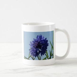 Blue Cornflowers Coffee Mug