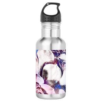 Blue cosmos water bottle 532 ml water bottle