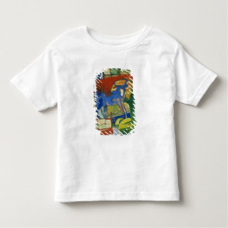 Blue Cow, 1914 (tempera on paper) Toddler T-Shirt