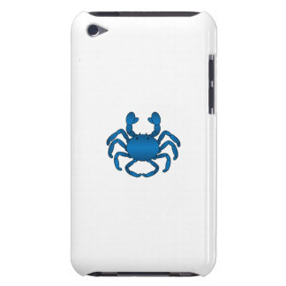 Blue crab barely there iPod case